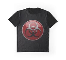 ZOMBIE APOCALYPSE HAZMAT by Zombie Ghetto Graphic T-Shirt