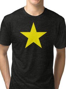Gold Star Solid Tri-blend T-Shirt