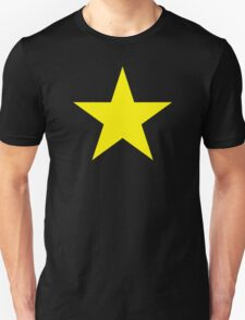 Gold Star Solid T-Shirt