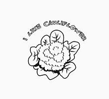 Vegetables I like cauliflower nature garden Unisex T-Shirt