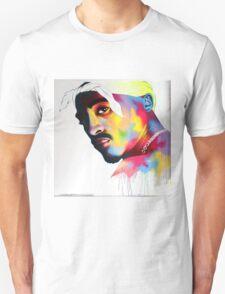 Tupac Street Art T-Shirt