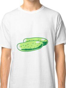 Vegetables cucumber nature garden Classic T-Shirt