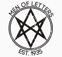 Men of Letters - Supernatural by Frazer Varney