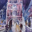 Tower Bridge - London Art Gallery by Ballet Dance-Artist