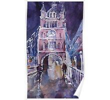 Tower Bridge - London Art Gallery Poster