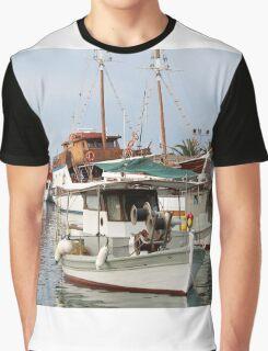 fishing boats Graphic T-Shirt