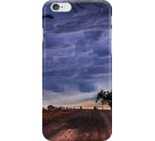 Storm Rolling In iPhone Case/Skin