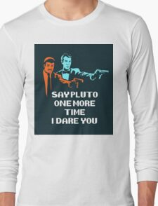 Say Pluto One More Time T-Shirt