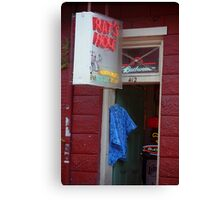 New Orleans - Rat's Hole Canvas Print