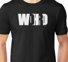 WDHRO (DR WHO, White) Unisex T-Shirt