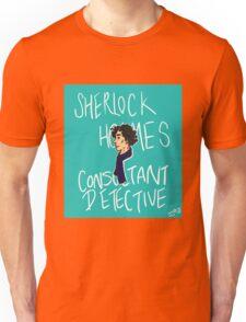 The Consultant Detective Unisex T-Shirt