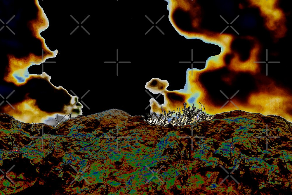 A Stormy Night on the Planet Zorg by heatherfriedman