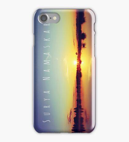 Surya Namaskar II iPhone Case/Skin