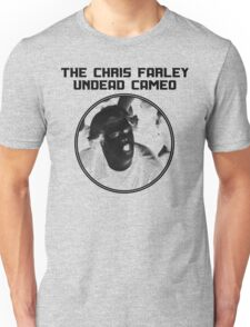 THE CHRIS FARLEY UNDEAD CAMEO - 1 COLOR Unisex T-Shirt