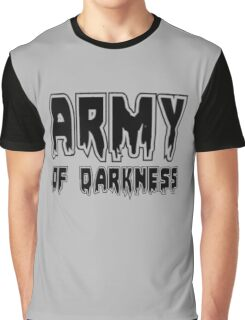 ARMY OF DARKNESS by Zombie Ghetto Graphic T-Shirt