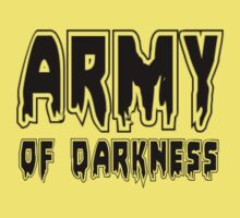 ARMY OF DARKNESS by Zombie Ghetto Kids Tee