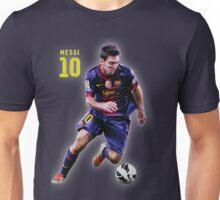 Lionel Messi Barcelona Unisex T-Shirt
