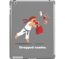 Dropped Combo iPad Case/Skin