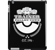Pokemon Trainer iPad Case/Skin