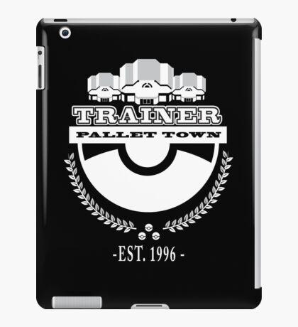 Pokemon Trainer iPad Case/Skin