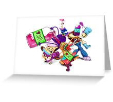 Eat All the Jam! Greeting Card