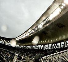 Stadium - Light Rain by bilitzm