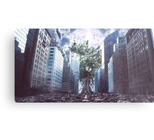 Our Destruction Mechanisms Metal Print
