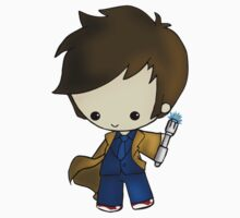 Dr who David Tennant by GummiZombie
