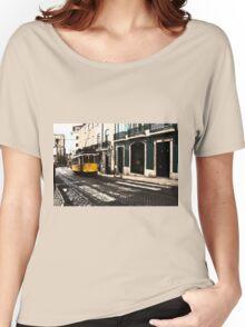 Lisboa - tram Women's Relaxed Fit T-Shirt