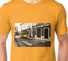 Lisboa - tram Unisex T-Shirt