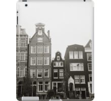 { skinny houses } iPad Case/Skin