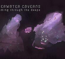 Underwater Caverns - Postcards by btns