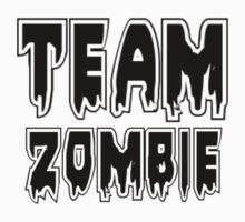 TEAM ZOMBIE by Zombie Ghetto Kids Tee