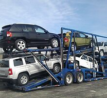 Car hauling from New Jersey by bkktransport