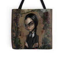 Be Afraid Tote Bag