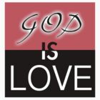 God is Love by Kgphotographics