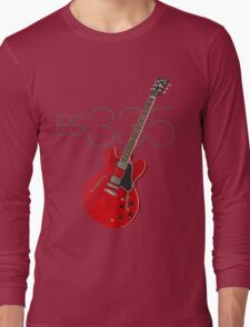 Gibson ES-335 Long Sleeve T-Shirt