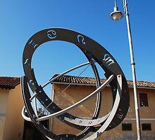 Armillary Sphere in Aiello by jojobob