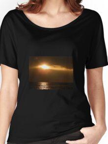 Beach Sunset Women's Relaxed Fit T-Shirt
