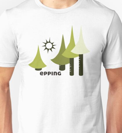 Wyld Epping Forest t-shirt (in grass) Unisex T-Shirt
