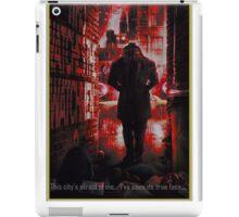 Rorschach iPad Case/Skin