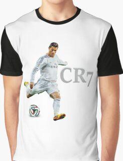 Ronaldo Real Madrid Graphic T-Shirt