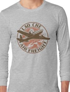 Lao Che Air Freight Long Sleeve T-Shirt