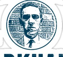 Miskatonic University Arkham Sticker