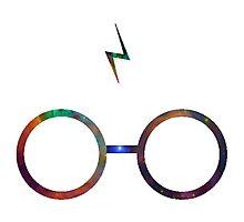 Harry Potter Nebula Photographic Print