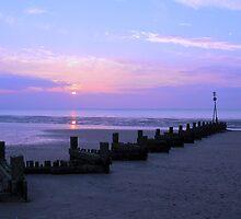 Purple haze sunset by shootingnelly