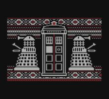 Knitted Style Doctors by 8balltshirts