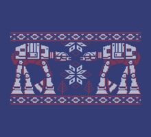 Knitted Style Snow Walkers by 8balltshirts