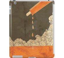 Orange Dreamscicle iPad Case/Skin