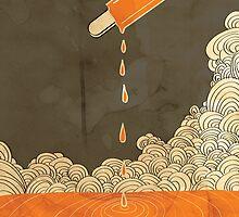 Orange Dreamscicle by michaelsmurphy